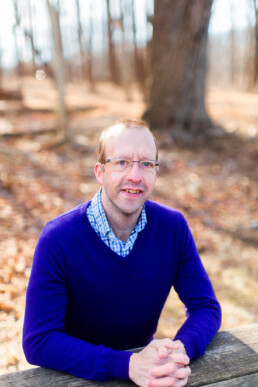 John K Griffin, author of Creation and the Flood author image